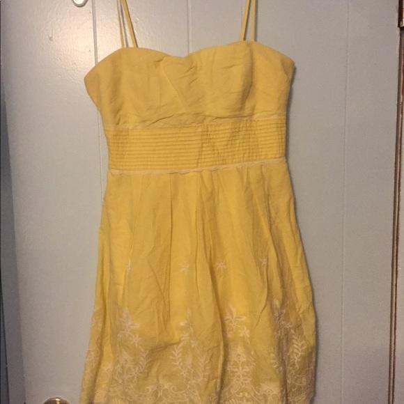 Speechless Dresses & Skirts - Yellow Dress Junior